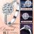 シン万福真ダイヤモンドは証明書1カラットの効果を持ちます。18 Kダイヤモンドの指輪をはめたプロポーズの指輪の女性/ダイヤモンドダイヤモンドダイヤモンドの指輪を発見しました。誕生日プレゼントです。【秒殺特恵】2.8カラットの効果は50点です。