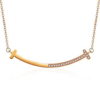 リオンのダイヤのネックレス2019新品ダイヤモンドのネックレス特別価格18 Kゴールドチェーンのダイヤモンドのペンダントは彼女にDRCTPC 064をプレゼントします。