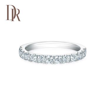 DR Darry Ringパイに指輪をはめ込んだプロポーズの指輪です。